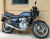 HONDA Motorcycle CX500D